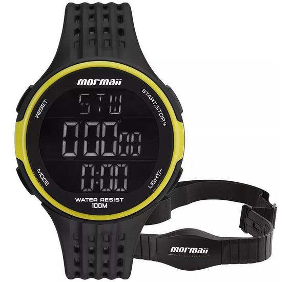 Relógio Mormaii Monitor Cardíaco - Mo11559aa/8v