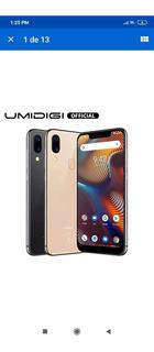 Teléfono Celular Umidigi A3 16gb Camara 12mp 3gb Ram Android