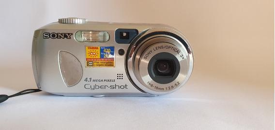 Camera Sony Cybershot 4.1 Megapixels