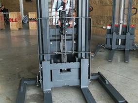 Apilador Estibador Electrico 2 Tn 3.2m Montacargas
