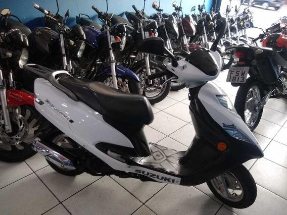 Suzuki Burgman 125 2013 Linda Ent 700 12 X 566 Rainha Motos