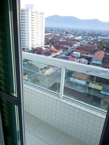 Imagem 1 de 4 de Apartamento Com 2 Dorms, Aviação, Praia Grande - R$ 350.000,00, 92m² - Codigo: 3211 - V3211