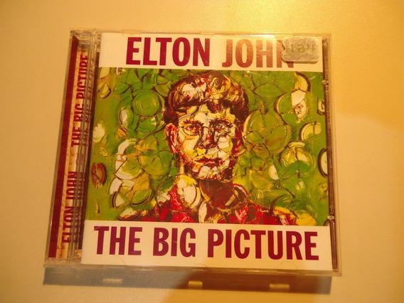 Cd Elton John The Big Picture