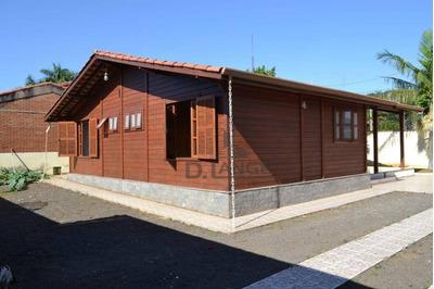 Casa Com 2 Dormitórios À Venda, 220 M² Por R$ 750.000 - Jardim De Itapoan - Paulínia/sp - Ca13245