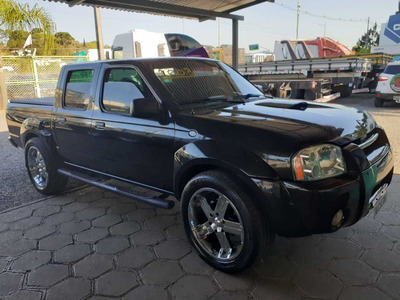 Nissan Frontier 4x2 2002/2003 Completo