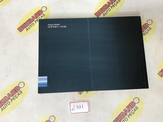 Manual Proprietário Hyundai Ix35 2010 L311
