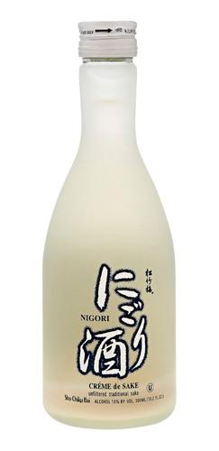 Imagen 1 de 4 de Sake Nigori Crème (crema De Sake) 300ml