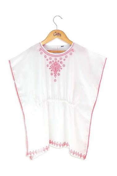 Blusa Witty Girls Dia Rosa Pink Day Nena