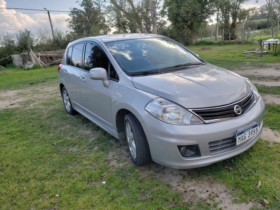 Nissan Tiida 2010 1.8 Emotion Mt