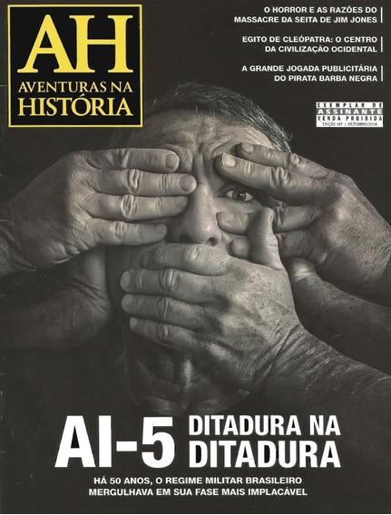 Revista Av. Na História - Ed. 187: 12/2018 - 50 Anos Do Ai-5