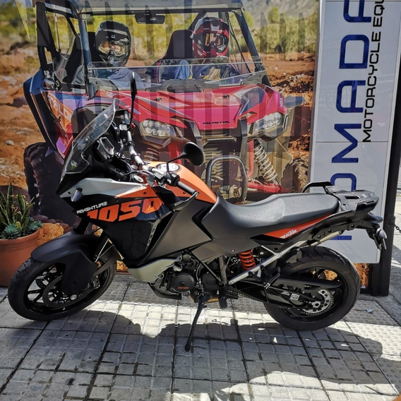 Ktm Adventure 1050 Naranja 2015