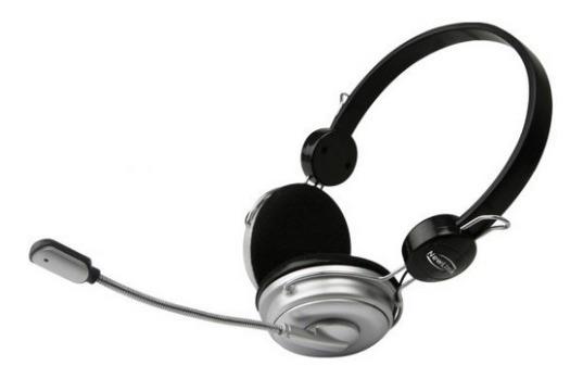 Headset Super Bass - Newlink - Hs101 -fone Com Microfone