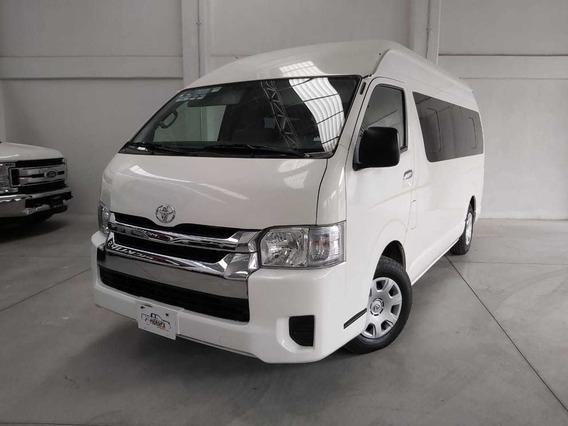 Toyota Hiace 2018 2.7 Bus 15 Pas Mt