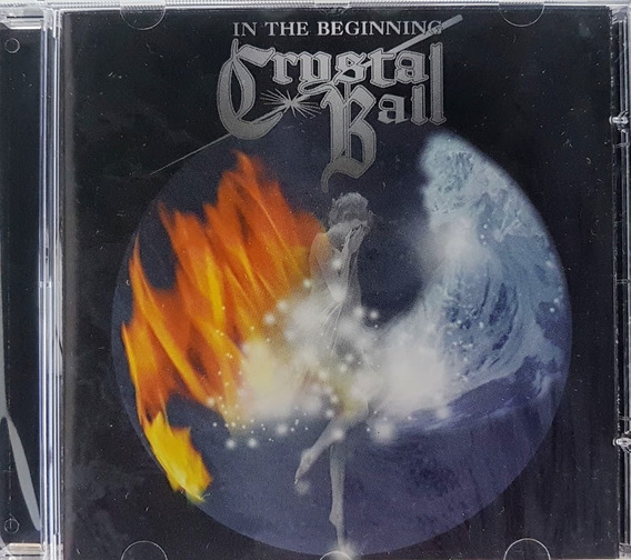 Cd Crystal Ball - In The Beginning - Importado Lacrado
