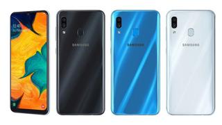 Samsung Galaxy A30 - Nuevo - Original - Libre De Fabrica