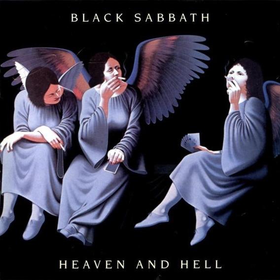 Black Sabbath Heaven And Hell Leia Descrição