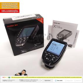 Radio Flash Transmissor Xproc Godox Canon Até 12x S/juros