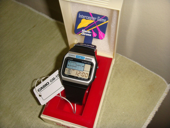 Ultra Raro Casio Game Gm-10 De 1980 10 20 30 40 301 401