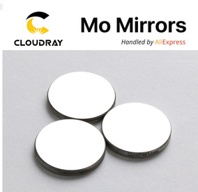 Kit 3 Espelhos Mo Molibdenio