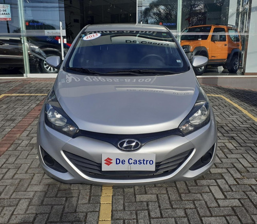 Hyundai Hb20 1.6 Completo 2013