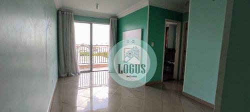 Imagem 1 de 30 de Apartamento Com 2 Dormitórios À Venda, 53 M² Por R$ 200.000,00 - Assunção - São Bernardo Do Campo/sp - Ap1765