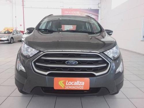 Imagem 1 de 9 de Ford Ecosport 1.5 Ti-vct Flex Se Automático