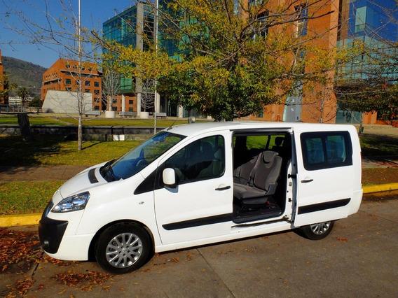 Minibus Peugeot Expert Hdi 2.0 Diesel 2016,blanca,130.000 Km