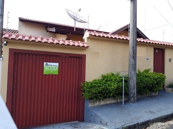 Casa Com 2 Quartos Para Alugar No Jardim Ipê Em Poços De Caldas/mg - 3149