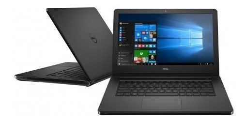 Notebook Dell Inspirion 14 Core I3, Ram 4gb, Hdd 500gb, Blue