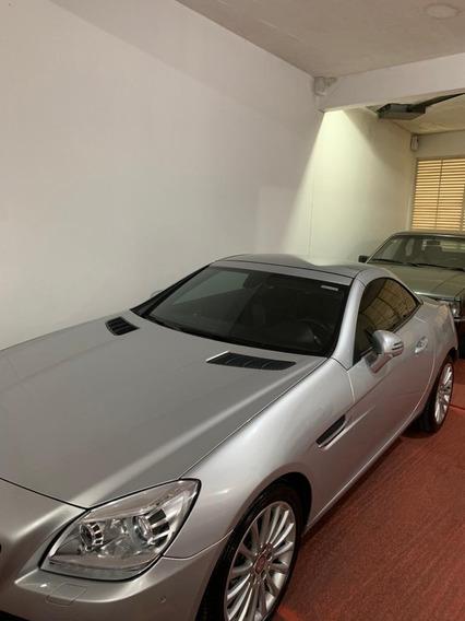 Mercedes-benz Classe Slk 1.8 Turbo 2p 2012