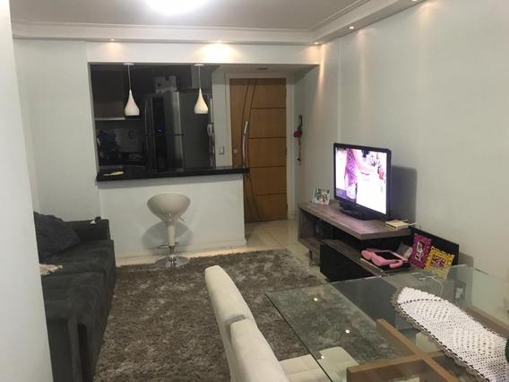 Belo Apto De 2 Dorms, Cozinha Repleto De Armários. Cod 84253