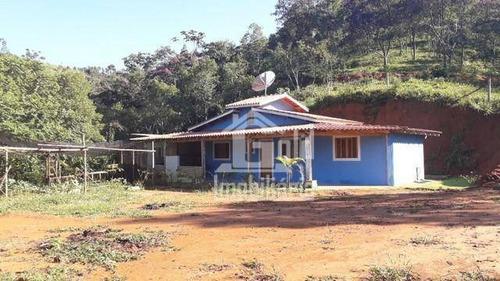 Sítio À Venda,com 4,8 Alqueires Por R$ 450.000 - Zona Rural - Natividade Da Serra/são Paulo - Si0115