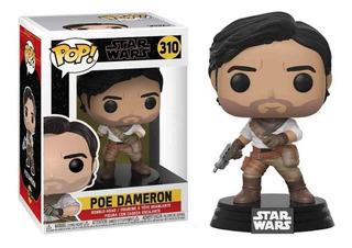 Funko Pop Star Wars Poe Dameron 310