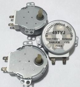 Motor Para Micro Ondas Eixo Plastico (110 V)