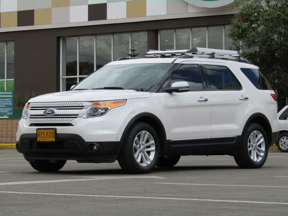 Ford Explorer Limited At 3500cc Aa Ab Abc