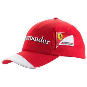 Boné Puma Scuderia Ferrari Santander F1 Original-761462 01