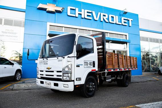 Chevrolet Npr Estacas