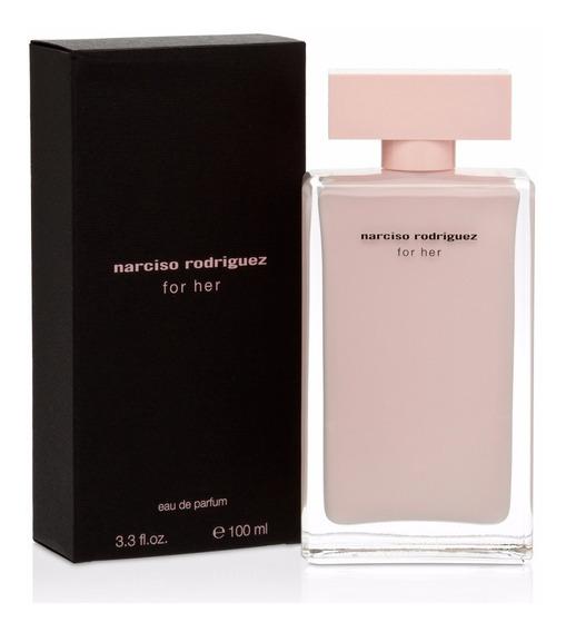 Perfume Narciso Rodrigues For Her Edp 100ml Lacrado Original