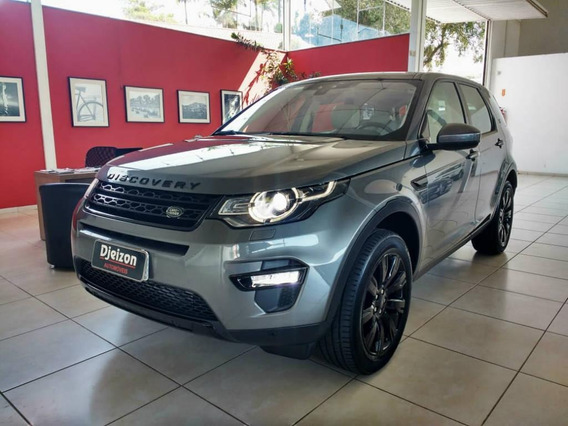 Land Rover Discovery Sport Hse 2.0 Gasolina