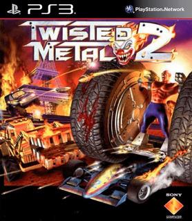 Twisted Metal 2 ~ Ps3 Digital