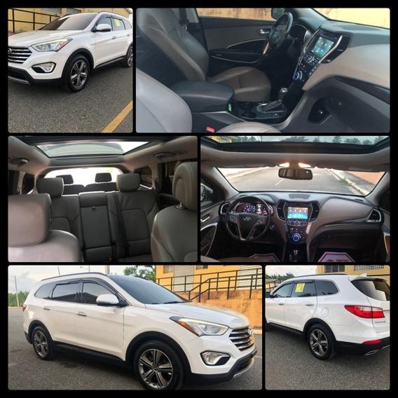 Hyundai Santa Fe Limited 3f Americana