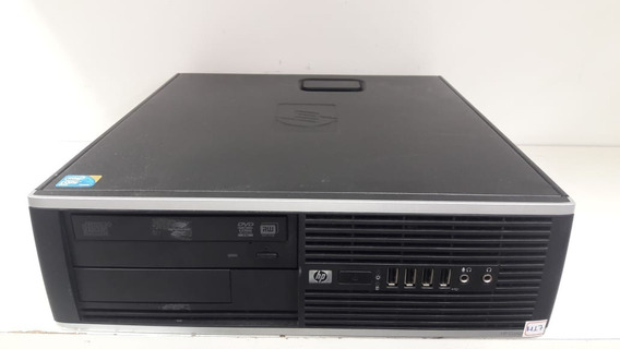 Cpu Hp Compaq 6000 C2q Q8400 4gb Hd 250gb. 6 Meses Garantia