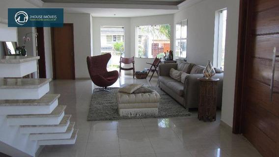 Casa Com 3 Dormitórios À Venda, 256 M² Por R$ 1.375.000,00 - Jardim Novo Mundo - Jundiaí/sp - Ca2369