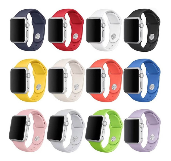 Pulseira Para Apple Watch 38mm 40mm 42mm 44mm Series 1/2/3/4