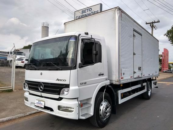 M. Benz Atego 1518 4x2 C/ Baú
