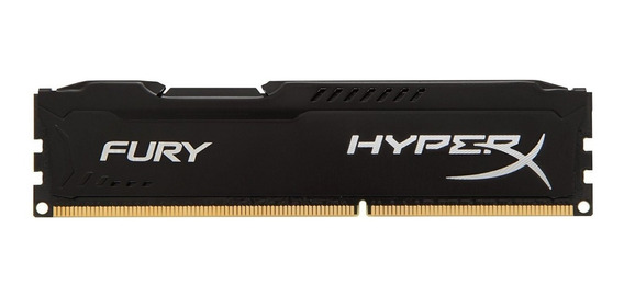 Memória Gamer 8gb Ddr3 1866mhz Kingston Hyperx Fury