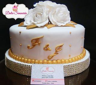 Tortas Para Matrimonio Civil En Mercado Libre Perú