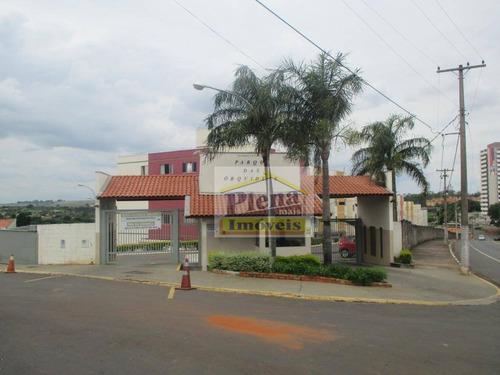 Imagem 1 de 12 de Apartamento Residencial À Venda, Jardim Marchissolo, Sumaré. - Ap0805