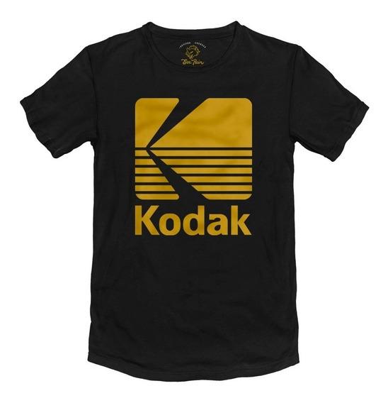 Remera Kodak Retro Fotografía Algodón Peinado 24/1 Premium