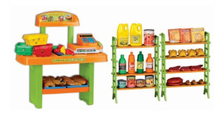 Supermercado Registradora Petit Gourmet Lionels Juguete Full